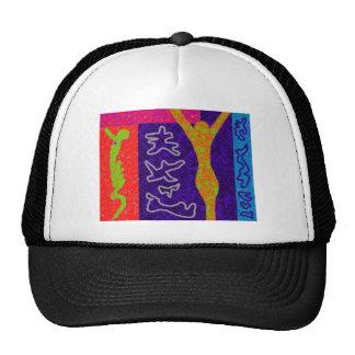 Soul ~ Modern Art ~ Mesh Hat