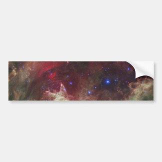Soul Nebula Bumper Sticker