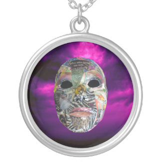 Soul of Color Mask Necklace