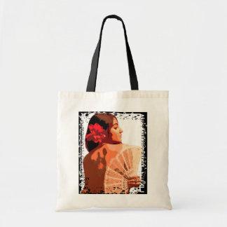 Soul of Flamenco Budget Tote Bag