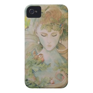 Soul of the forest blackberry bold Case