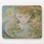 Soul of the forest Mousepad