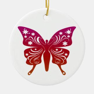 Soul Path Goddess Butterfly Christmas Ornament