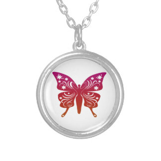 Soul Path Goddess Butterfly Personalised Necklace