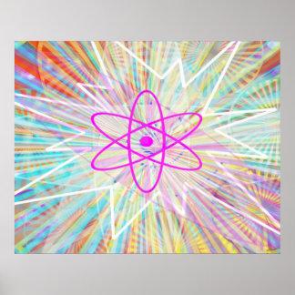 Soul Power - Solar Energy Print