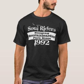 Soul riders, white print T-Shirt