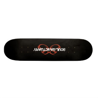 Soul Sanctuary Logo Skateboard
