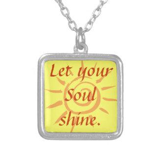 Soul Shine Pendant