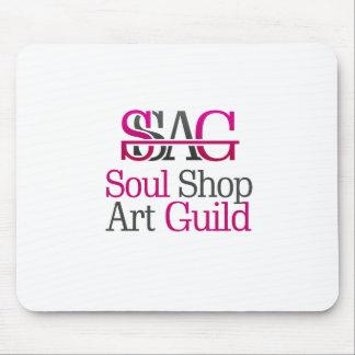 Soul Shop Art Guild Souvenirs Mouse Pad