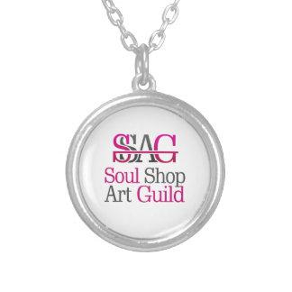 Soul Shop Art Guild Souvenirs Personalized Necklace