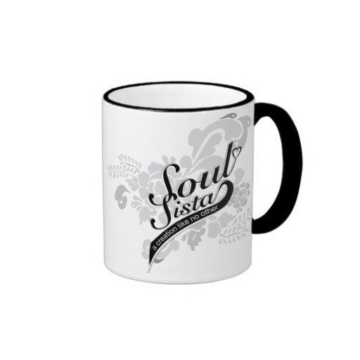 Soul Sista TMug Coffee Mugs