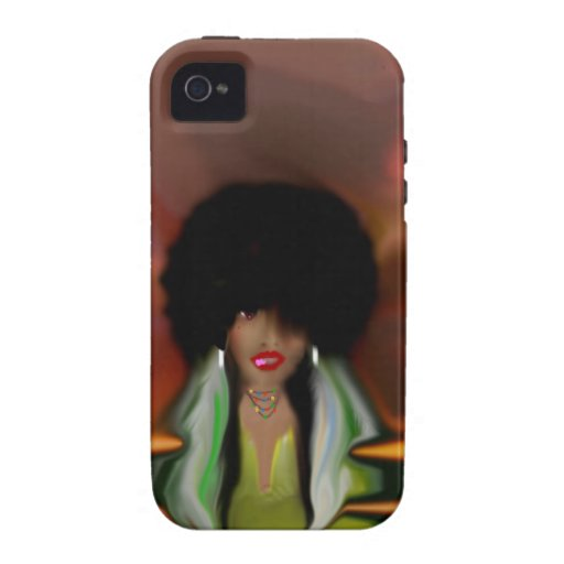 Soul Sister by Audra V McLaughlin iPhone 4 Covers