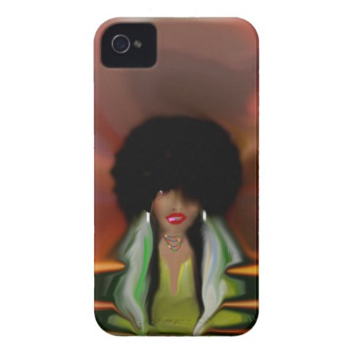 Soul Sister by Audra V McLaughlin iPhone4 Case