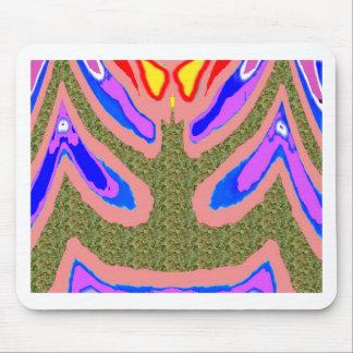 SOUL Spiritual Burning light descerning knowledge Mouse Pad