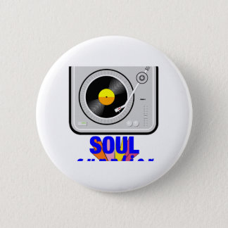 Soul Supplier 6 Cm Round Badge