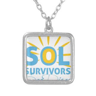 Soul Survivors SD Gear Personalized Necklace