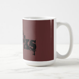 Soul Works Basic White Mug