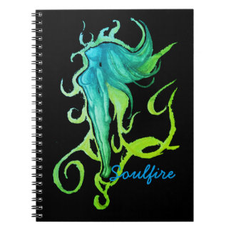 Soulfire Notebook