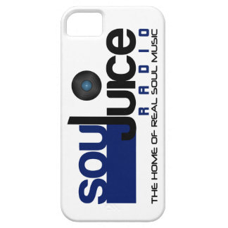 Souljuice Radio official logo iPhone 5 Cases