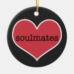Soulmates | Personalised Valentine's Day Ornament