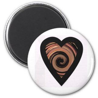 "(""Soulmates Rock""* 6 Cm Round Magnet"