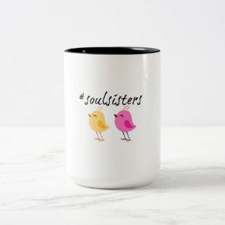 #soulsisters Mug
