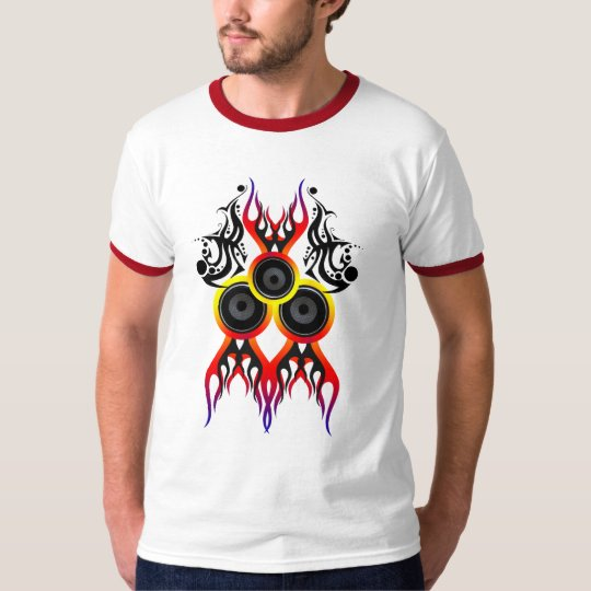 Sound Flames T-Shirt