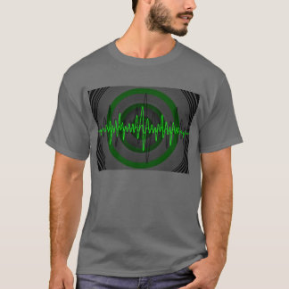 Sound Green Dark T-shirt grey
