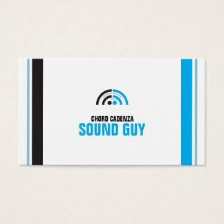 Sound Guy (3e) Business Card