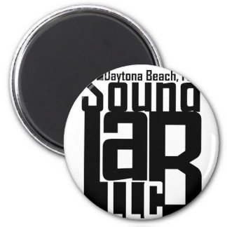 Sound Lab LLC 6 Cm Round Magnet