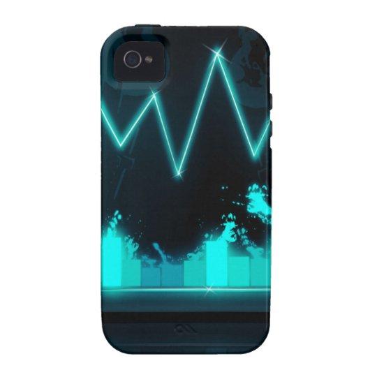 sound neon iPhone 4/4S cases
