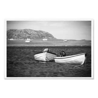 Sound of Iona Boats Photo Print