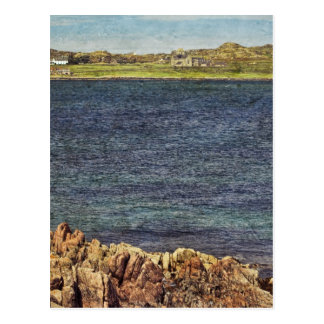 Sound of Iona Postcard