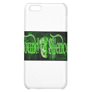 Sound Of Silence Cover For iPhone 5C