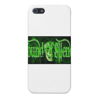 Sound Of Silence iPhone 5 Cases