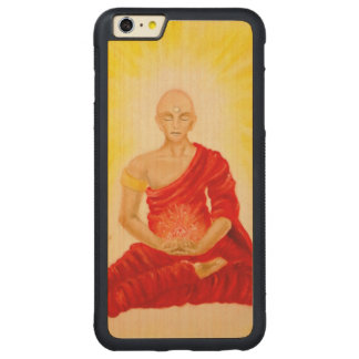 Sound of Silence / Som do Silêncio Carved Maple iPhone 6 Plus Bumper Case