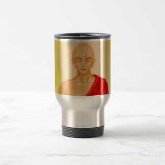 Sound of Silence / Som do Silêncio Travel Mug