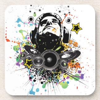Sound Trip Beverage Coaster
