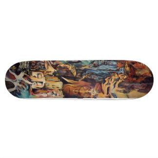 Sound Walk Skateboard