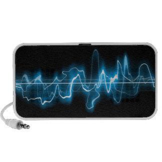 Sound Wave Doodle Speaker