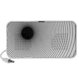 Sound Waves Speaker System