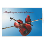Sounds of the Season Greeting Card