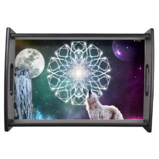 Sounds of the Universe Serving Tray