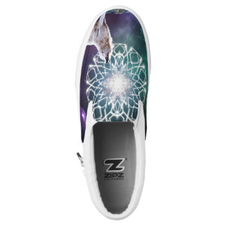Sounds of the Universe Slip-On Shoes