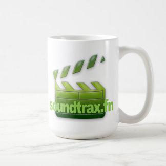 Soundtrax Logo Mug