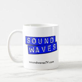 Soundwaves 15 oz Coffee Mug