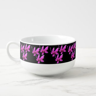 Soup Mug - Cooktown Orchid