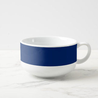 Soup Mug uni Blue