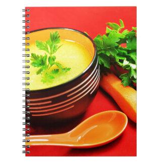 Soup Notebook