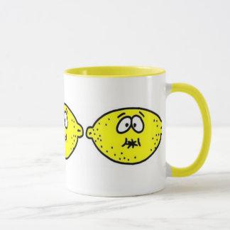 Sour Lemon Face